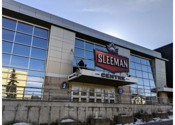 Guelph places to see Sleeman Centre