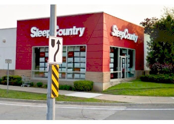 Burlington mattress store Sleep Country
