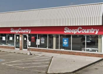 Cambridge mattress store Sleep Country