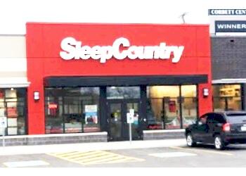 Fredericton mattress store Sleep Country
