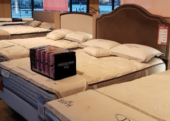 Grande Prairie mattress store Sleep Country