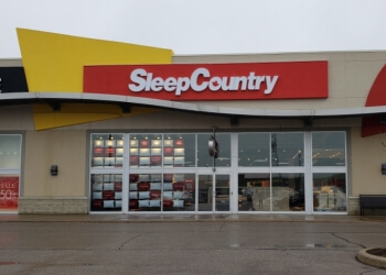 Kitchener mattress store Sleep Country