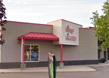 Medicine Hat mattress store Sleep Country