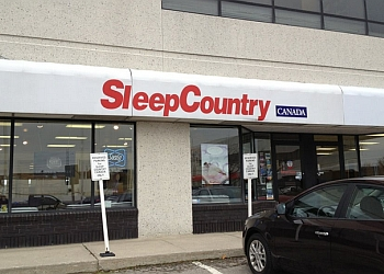 Pickering mattress store Sleep Country