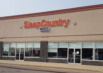 Red Deer mattress store Sleep Country