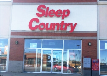 St Albert mattress store Sleep Country