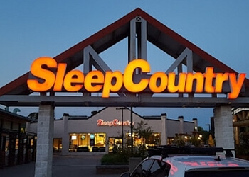 Barrie mattress store Sleep Country Canada