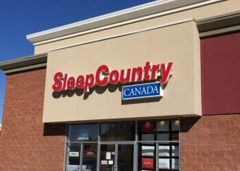 Kamloops mattress store Sleep Country Canada