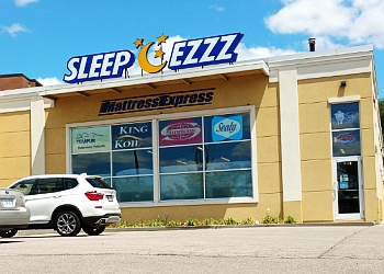 Kitchener mattress store Sleep-Ezzz Mattress Express
