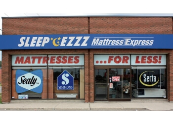 Cambridge mattress store Sleep-Ezzz Mattress Express