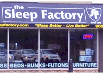 Milton mattress store Sleep Factory