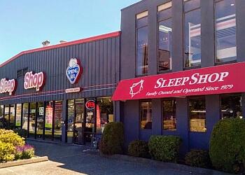 Richmond mattress store Sleep Shop