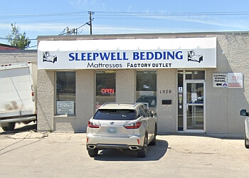 Winnipeg mattress store Sleepwell Bedding