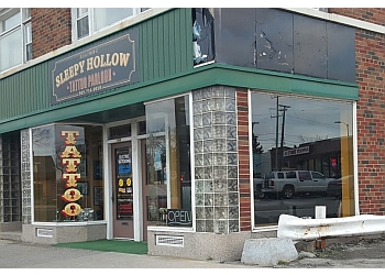 Welland tattoo shop Sleepy Hollow Studios