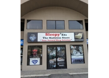 Kelowna mattress store Sleepy's Bedroom Furniture & Sleep Shop