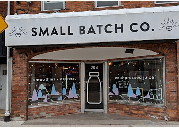 St Catharines juice bar Small Batch Juice Co.