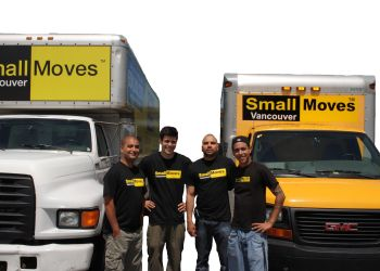Vancouver moving company Small Moves