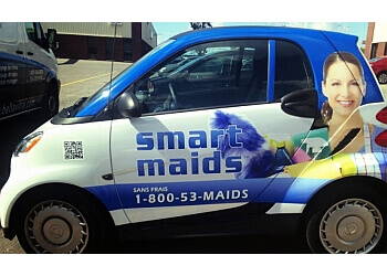Laval house cleaning service Smart Maids