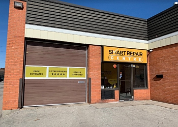Burlington auto body shop Smart Repair Centre