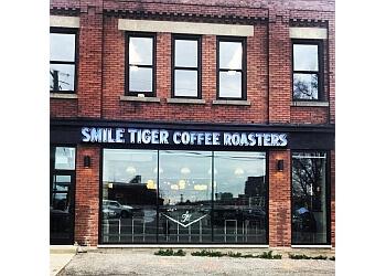 Kitchener cafe Smile Tiger Coffee Roasters