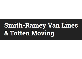 Fredericton moving company Smith-Ramey Van Lines & Totten Moving