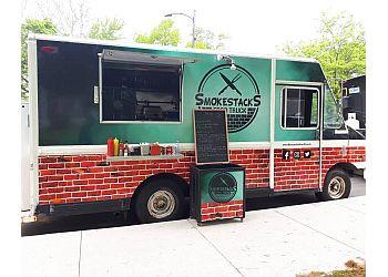 London food truck Smokestacks Food Truck