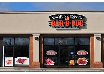 Guelph bbq restaurant Smokin' Tony's Bar-B-Que
