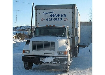 Sudbury moving company Smooth Moves