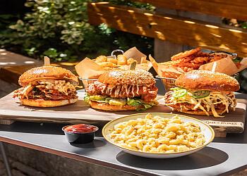Toronto bbq restaurant Smoque N Bones