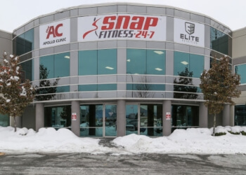 Chilliwack gym Snap Fitness