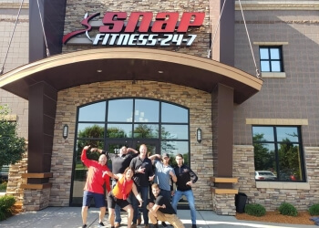 Grande Prairie gym Snap Fitness