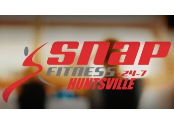 Huntsville gym Snap Fitness