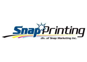 Kelowna printer Snap Printing
