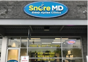 Abbotsford sleep clinic Snore MD