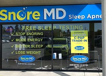 Delta sleep clinic Snore MD