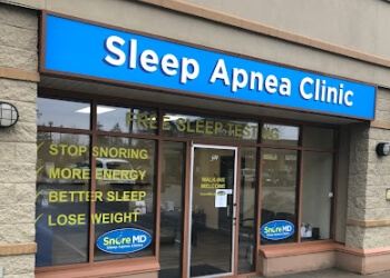 Langley sleep clinic Snore MD