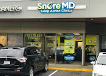 North Vancouver sleep clinic Snore MD