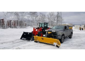 Halifax snow removal SNOW SOLUTIONS INC.