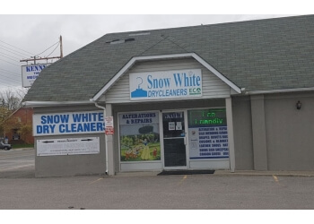Ajax dry cleaner Snow White Cleaners