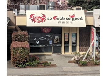 Burnaby seafood restaurant So Crab So Good Seafood Restaurant