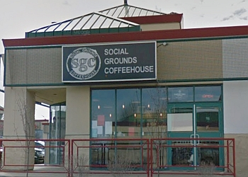 Sherwood Park cafe Social Grounds Coffeehouse