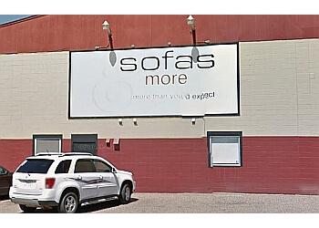 Medicine Hat furniture store Sofas & More Ltd.