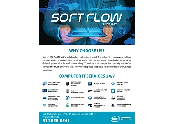 Montreal it service SoftFlow