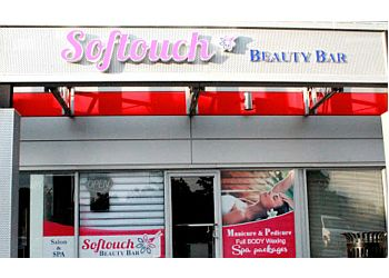 Burlington nail salon Softouch Beauty Bar