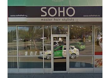 Edmonton hair salon Soho Master Hair Stylists