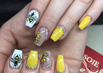 Sault Ste Marie nail salon Soie Nails & Spa