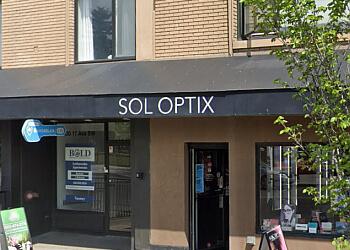 Calgary optician Sol Optix