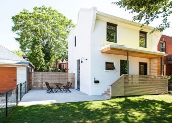 Toronto residential architect Solares Architecture
