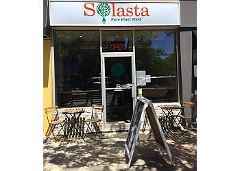 Oakville vegetarian restaurant Solasta