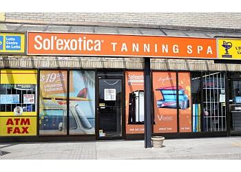 Hamilton tanning salon Sol'exotica Tanning Spa